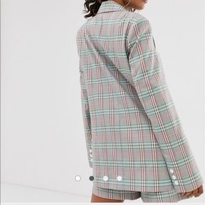 ASOS Other - ASOS Plaid Suit